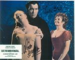 Isla Blair and Linda Hayden Genuine Signed Autograph